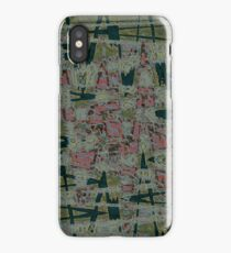 The Abyss Of Abstract Dreams iPhone Case
