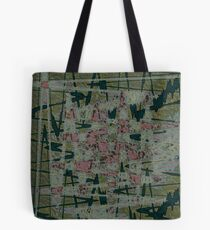 The Abyss Of Abstract Dreams Tote Bag