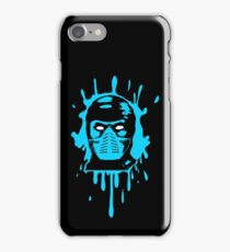 Sub-Zero Splatter iPhone Case/Skin