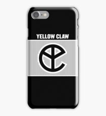 yellow claw iPhone Case/Skin