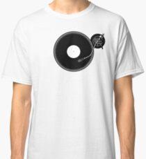 turntablism Classic T-Shirt