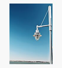 Choptank River Light Photographic Print