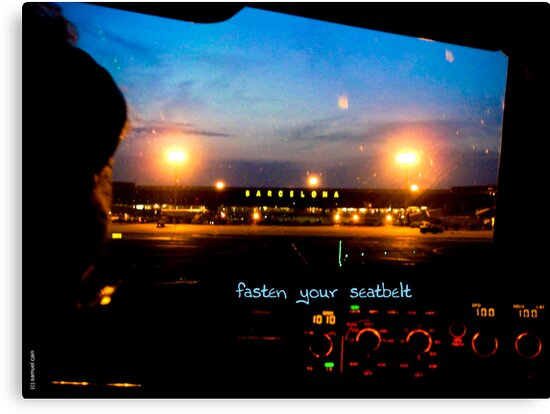 Fasten your seatbelt by samuelcain