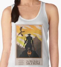 Dovahkiin, Dragonborn Women's Tank Top
