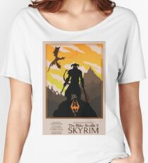 Dovahkiin, Dragonborn Women's Relaxed Fit T-Shirt