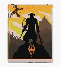 Dovahkiin, Dragonborn iPad Case/Skin