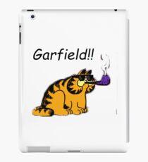 GARFIELD!!!!! iPad Case/Skin