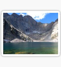 Chasm Lake Sticker