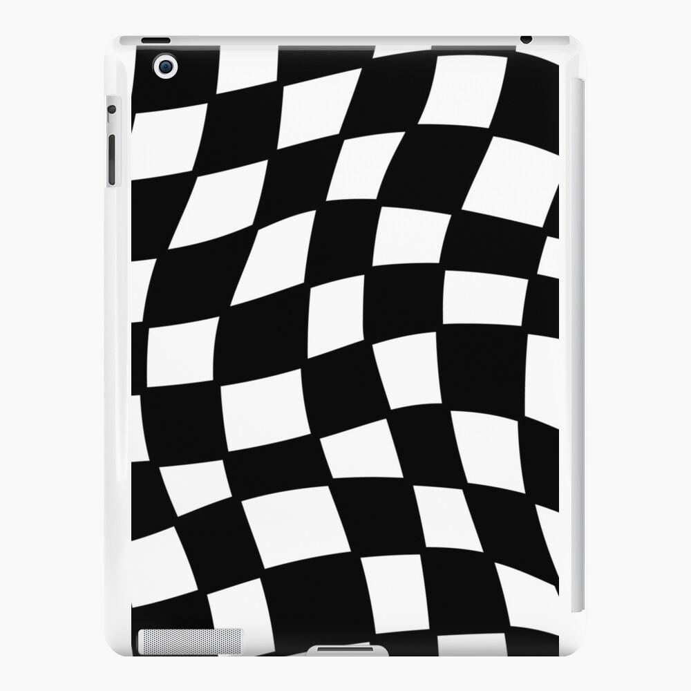 Geometric Visual Illusion  iPad Cases & Skins