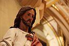 Scared Heart (of Jesus) by John Schneider
