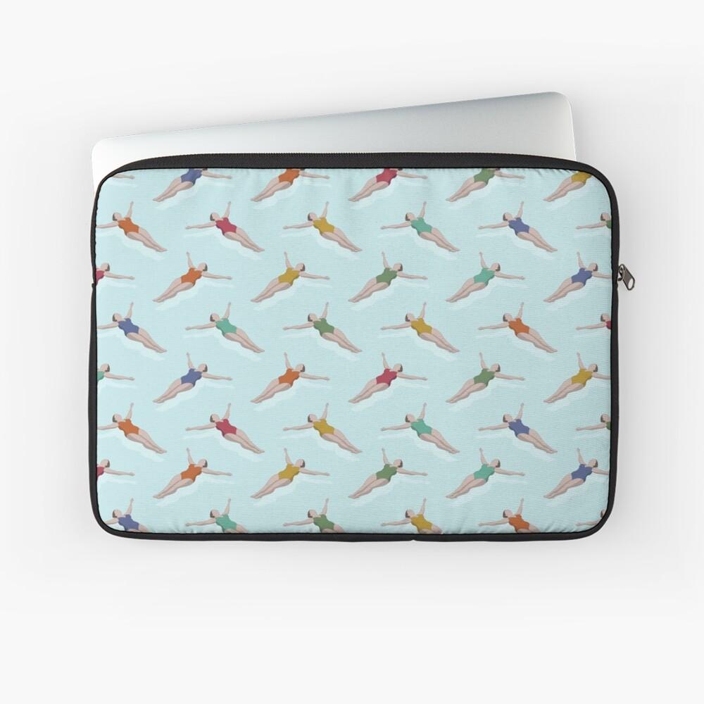 Schwimmen Laptoptasche