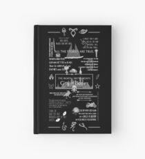 Die tödlichen Instrumente - Stadt der Knochen-Zitate Notizbuch
