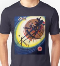 Wassily Kandinsky In the Bright Oval Unisex T-Shirt