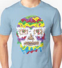 Trippy luchadore Unisex T-Shirt