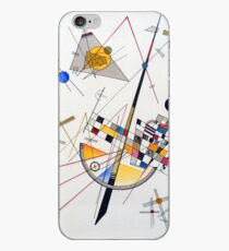 Wassily Kandinsky Delicate Tension iPhone Case