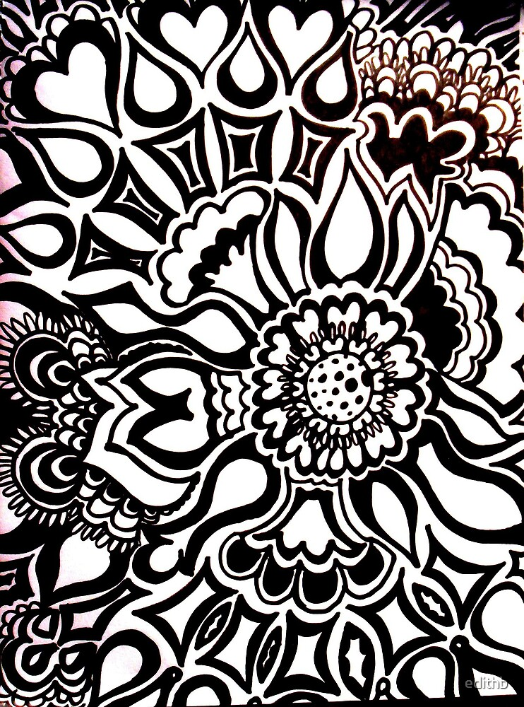 pattern by edithb