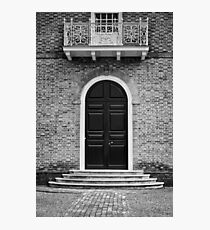 House of Burgesses Photographic Print