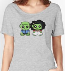 Thato & Ella Duende O'BABYBOT Toy Robot 1.0 Women's Relaxed Fit T-Shirt