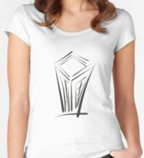 Skyscraper Women's Fitted Scoop T-Shirt