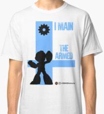 The Armed (Black) Classic T-Shirt