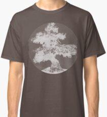Spiral Bonsai Tree Classic T-Shirt