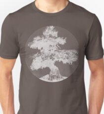 Spiral Bonsai Tree Unisex T-Shirt