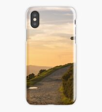 Bend in the path LS iPhone Case