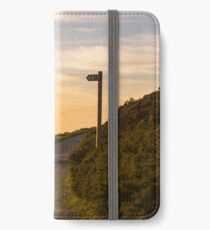 Bend in the path LS iPhone Wallet/Case/Skin