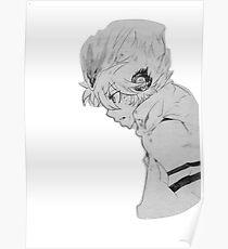 Tsunayoshi Sawada-Pencil on paper  Poster