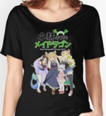 dragon maid Women's Relaxed Fit T-Shirt