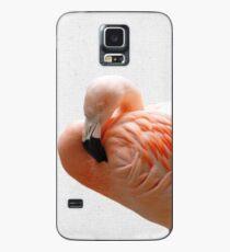 Flamingo 09 Hülle & Klebefolie für Samsung Galaxy
