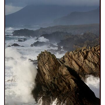 The Atlantic meets Ireland by rogues70