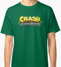 CRASH BANDICOOT LOGO Classic T-Shirt