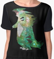 Tyranitar - Pokemon Women's Chiffon Top