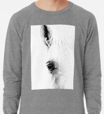 Horse 01 Leichtes Sweatshirt