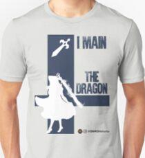 The Dragon - Female (White) Unisex T-Shirt