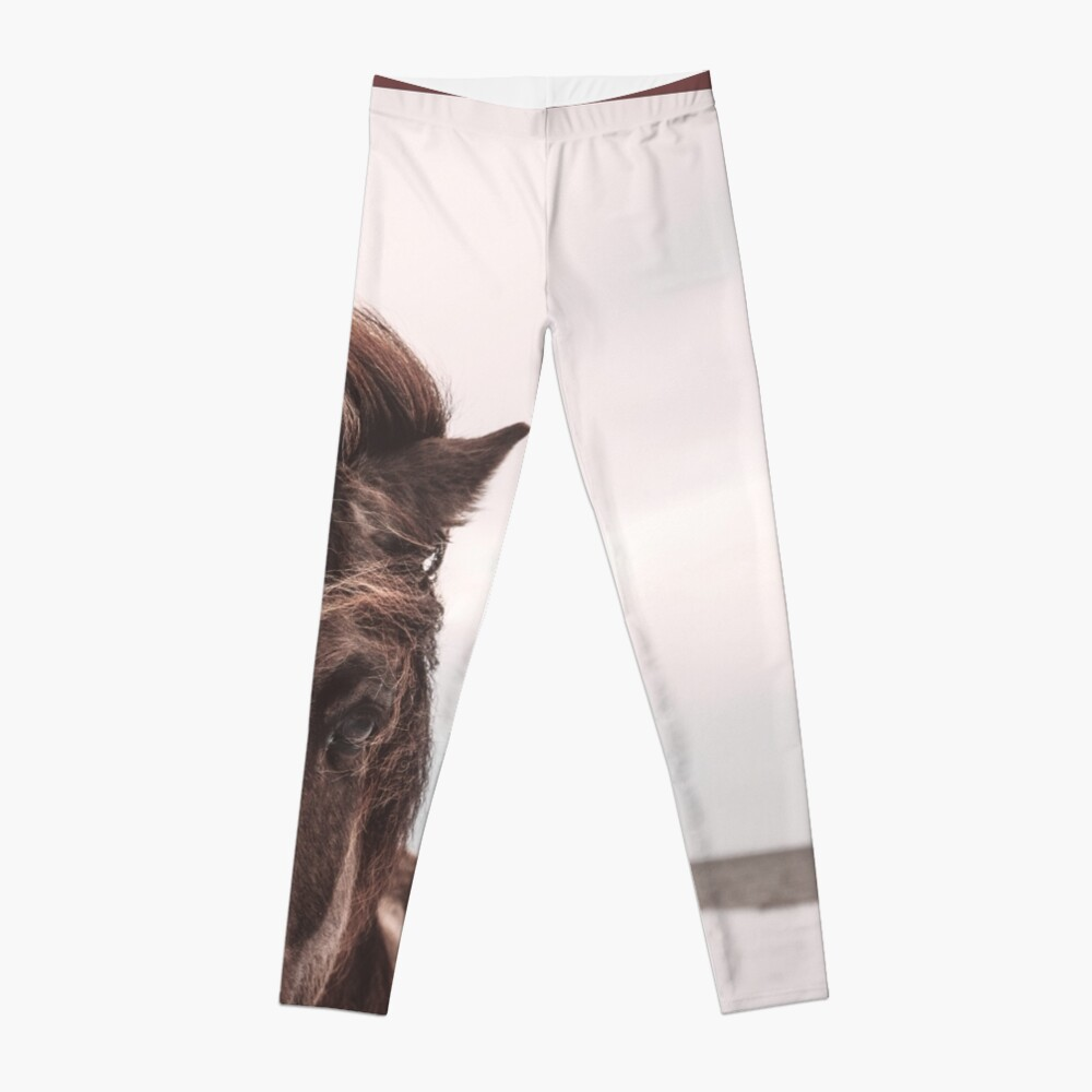 Horse 02 Leggings Vorne