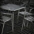 Take a seat by Kurt  Tutschek