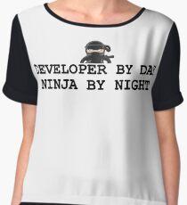 ninja developer Chiffon Top