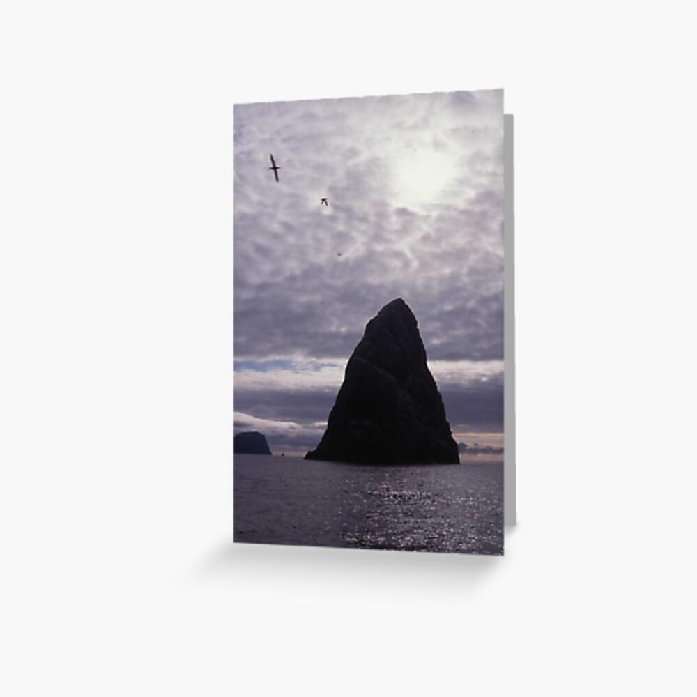 Stac Lee, St Kilda Greeting Card