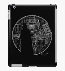 Darth Vader Death Star  iPad Case/Skin