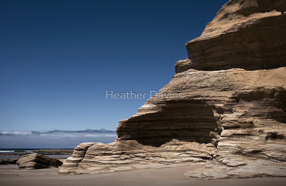 Sand Stone by Heather Davies