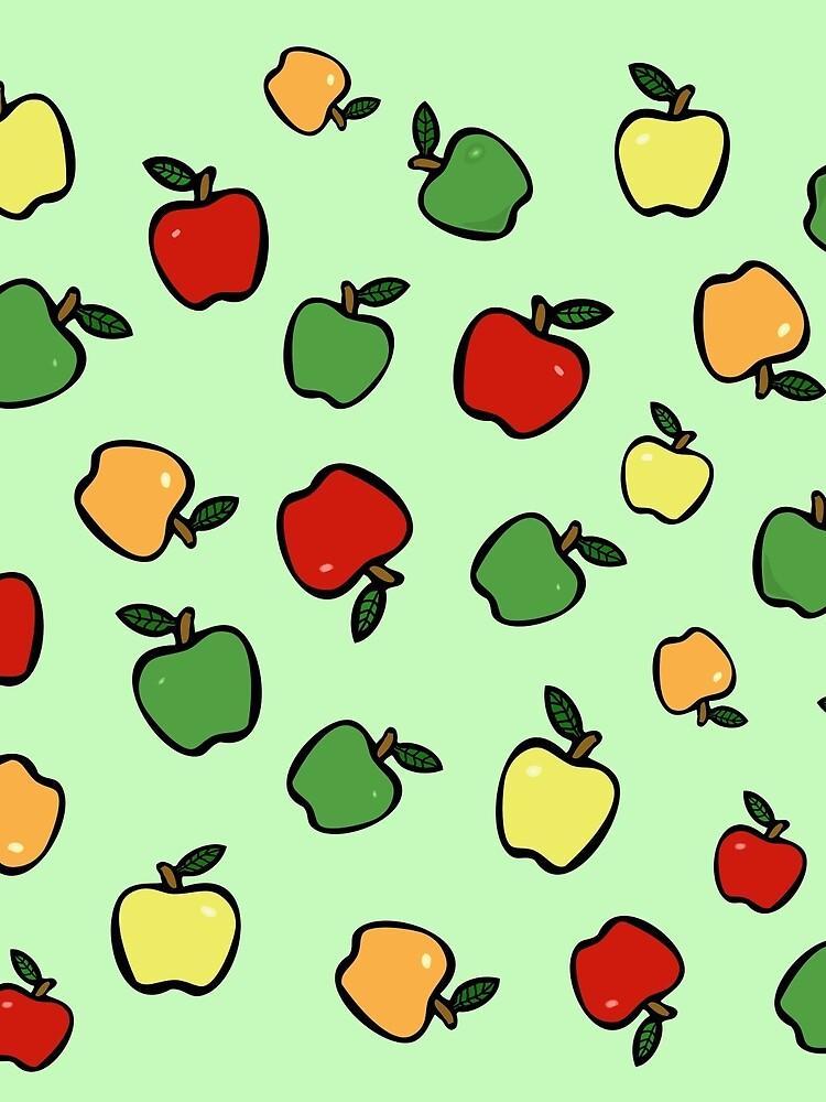 Äpfel! von rontrickett