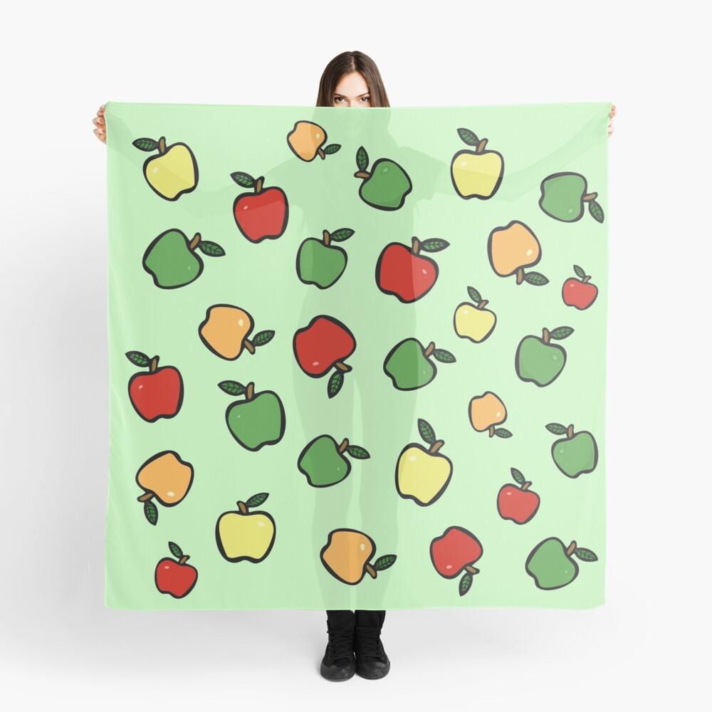 Äpfel! Tuch