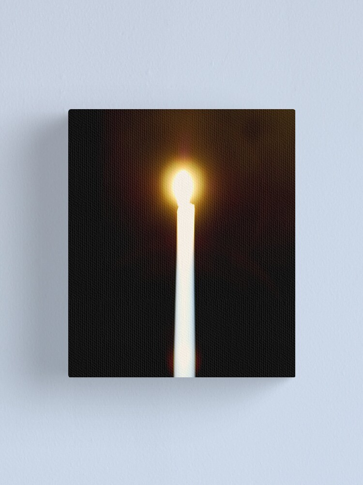 Alternate view of You Light my Way Canvas Print
