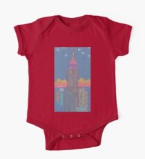 empire state building One Piece - Short Sleeve