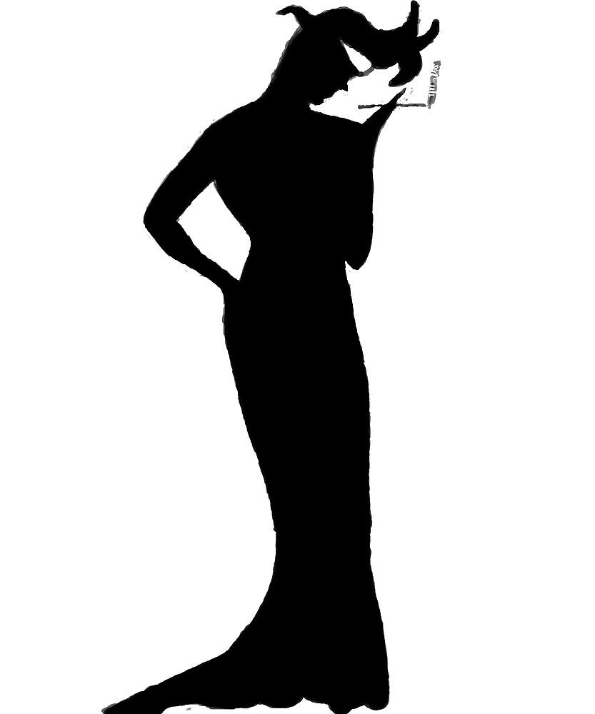 Lady by Catherine Brock