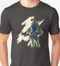 Link Breath of the Wild Unisex T-Shirt