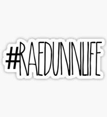 #RaeDunnLife Sticker