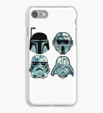 Floral Star Wars iPhone Case/Skin